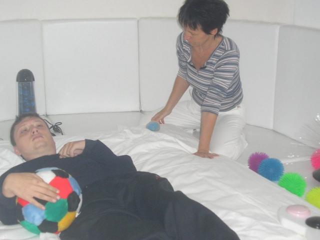Snoezelen Domov pre osoby so zdravotným postihnutím Leontýn, Křivoklát
