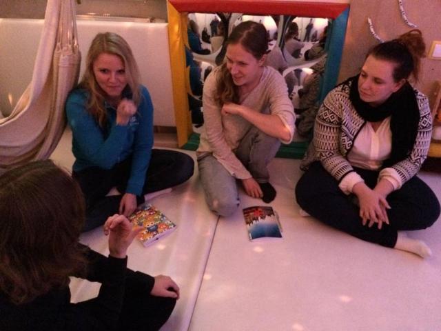 Školenie zmyslové vnímanie u osôb s autizmom
