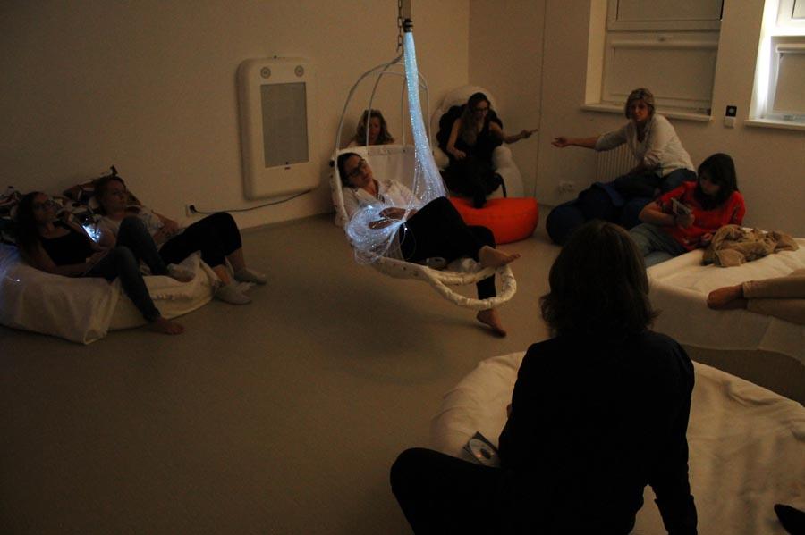 Školenie Snoezelen práca v multisenzorickej miestnosti
