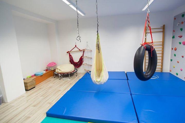 Miestnost pre senzorickú integráciu Fascinujúce deti