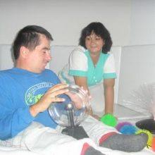 Domov pre osoby so zdravotným postihnutím Leontýn, Křivoklát