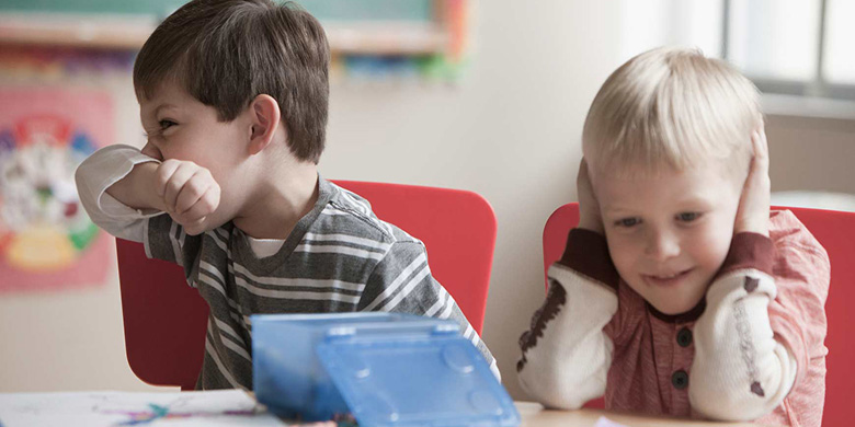 porucha senzorickej integracie v skole