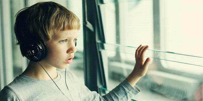 snoezelen a autizmus teoreticky uvod